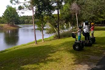 Hilton Head Segway Extended Eco Discovery Tour