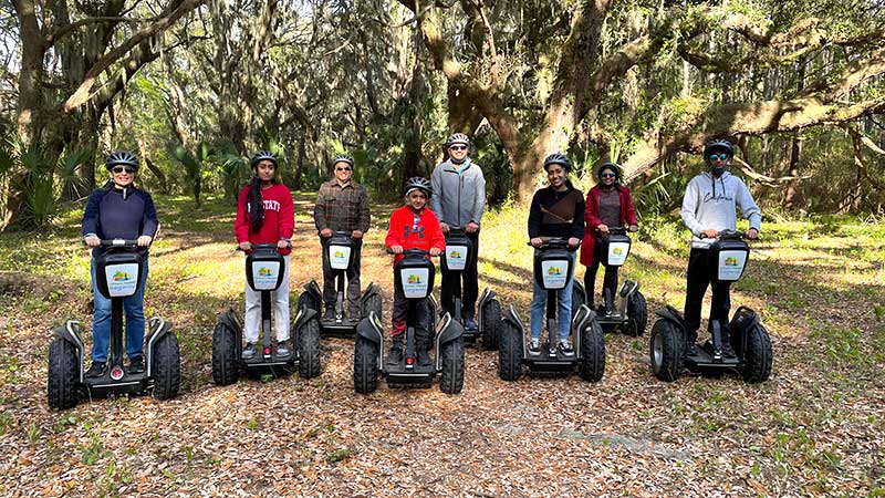 Hilton Head Segway Eco Fun Ride